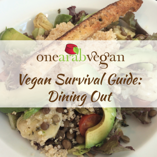 Vegan Survival Guide: Dining Out