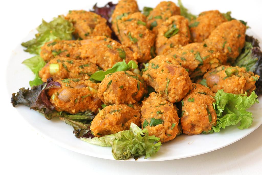 millet-mercimek-koftesi-gluten-free-vegan