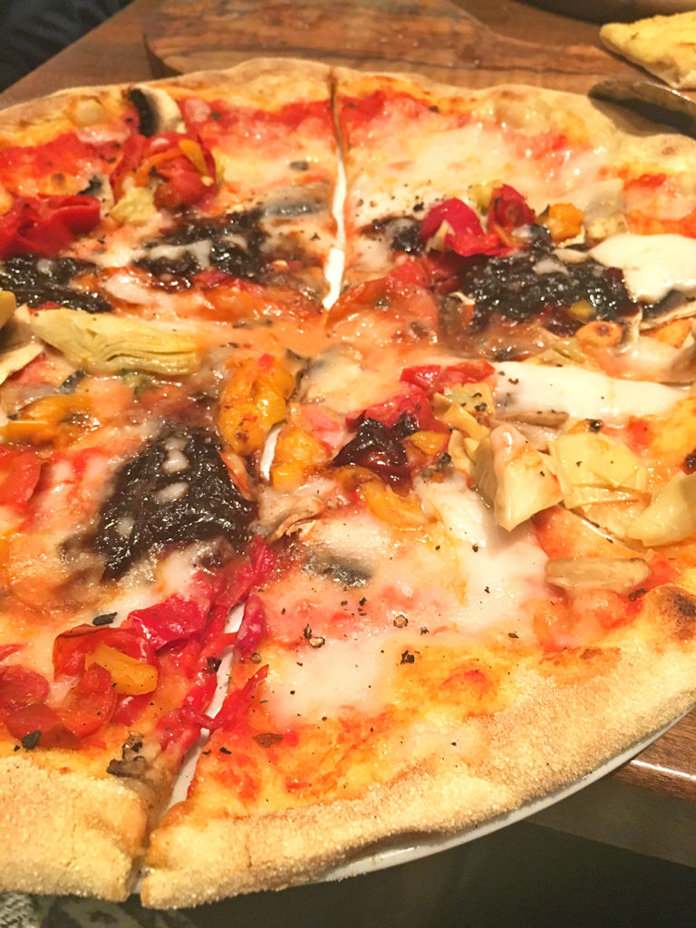 vegan-london-zizzis-pizza