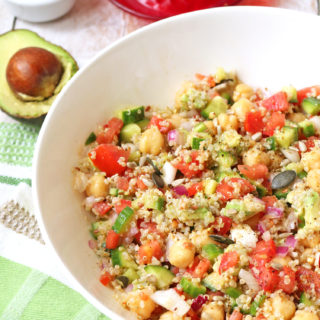 Superfood Salata Baladi (Egyptian Salad)