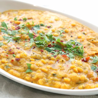 Easy Vegan Dal Tadka