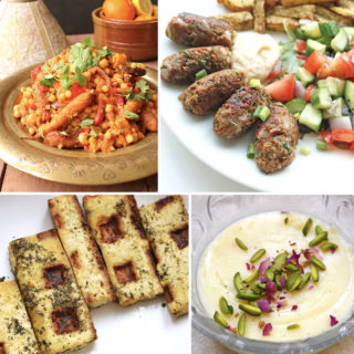 25 Plant-Based Middle Eastern Ramadan Recipes