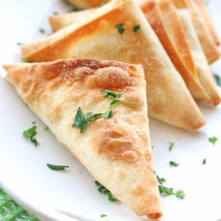Vegan Cheese Samboosa